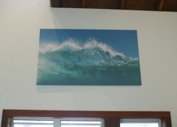 Puerto Rico Art Uncharted Wave